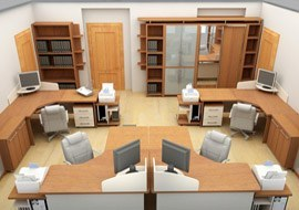 Заказать корпусную мебель в Кемерове